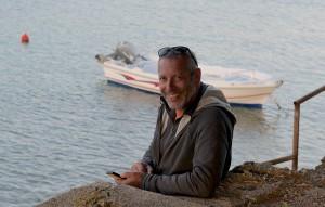 Ariel Fuchs, directeur opérationnel de la Fondation Octopus © Philippe Henry / Octopus Foundation