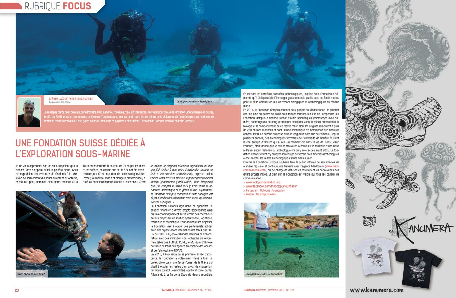 article-subaqua