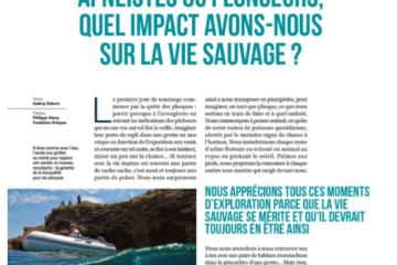 Extrait de l'article paru en janvier-février 2021 dans le magazine français Plongez! © Plongez!